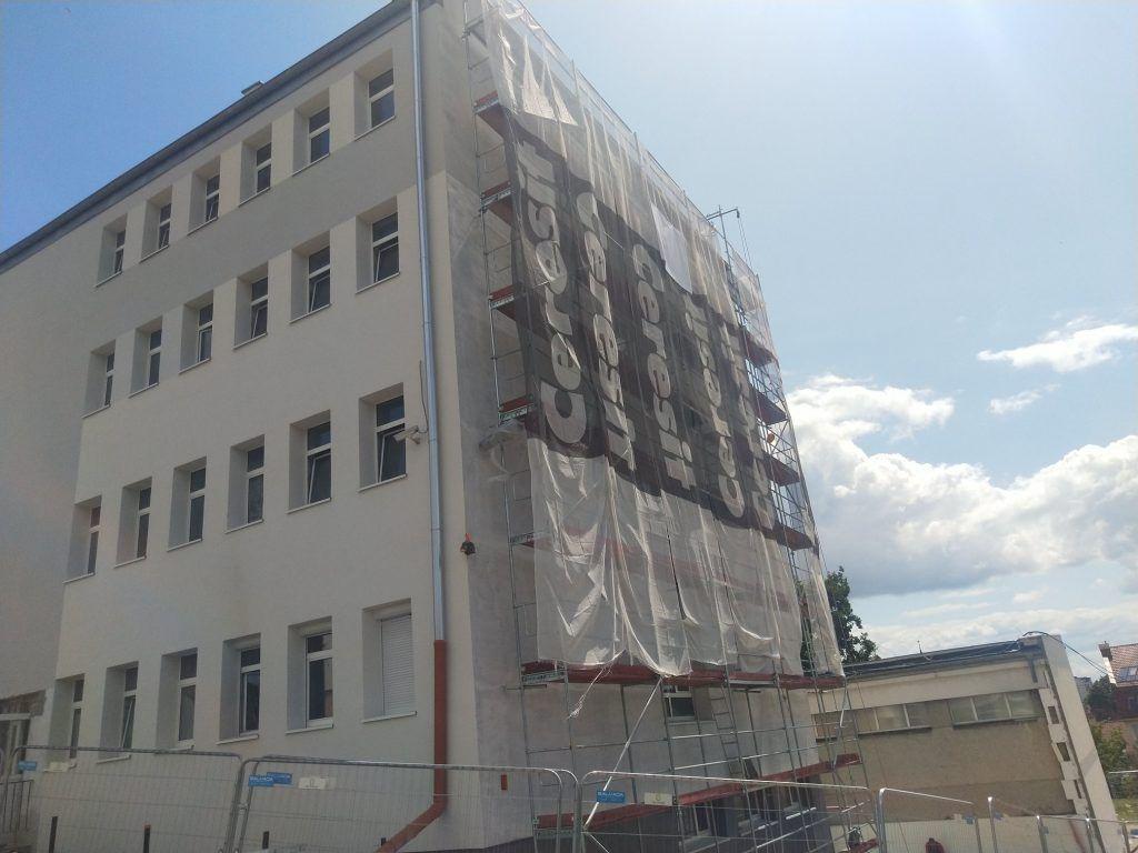 Termomodernizacja budynku