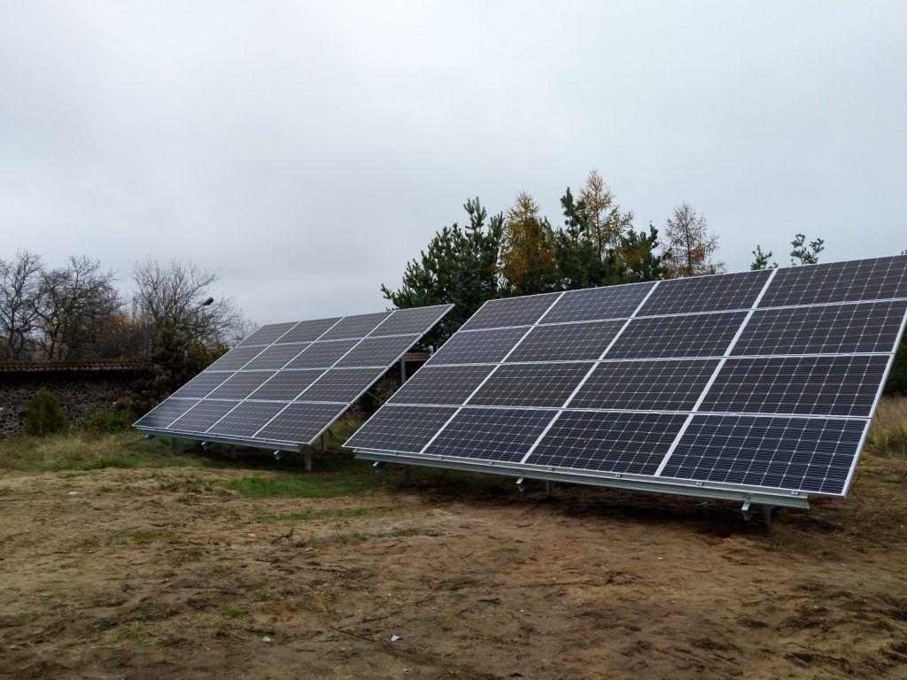 Moc instalacji 9,92 kW